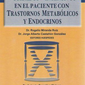 TIMC 8: Cuidados intensivos en el paciente con Trastornos Metabólicos y Endocrinos