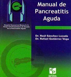 Manual de Pancreatitis Aguda