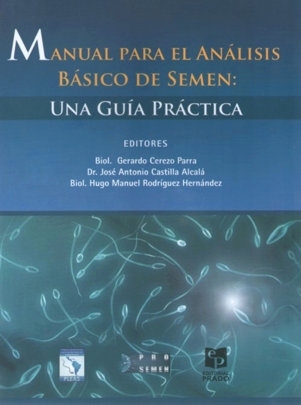 Manual para el análisis básico de semen: Una guía práctica