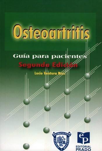 Osteoartritis. Guía para Pacientes