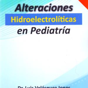 Alteraciones hidroelectrolíticas en pediatría