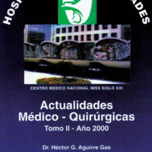 Actualidades Médico-Quirúrgicas Tomo II