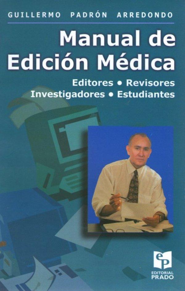 Manual de edición médica