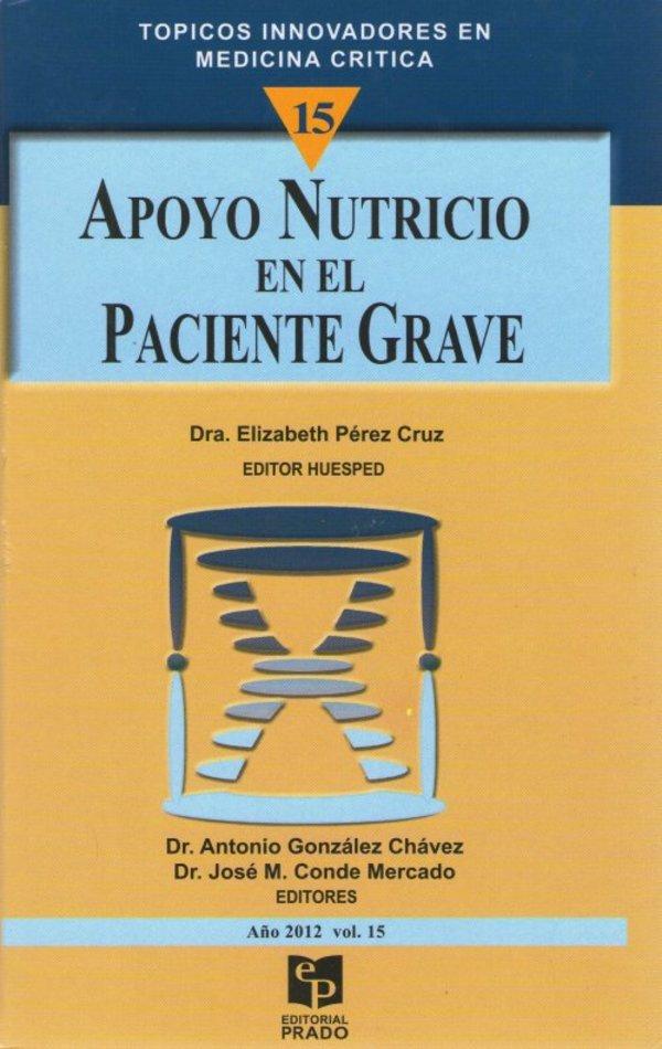 TIMC 15: Apoyo nutricio en el paciente grave